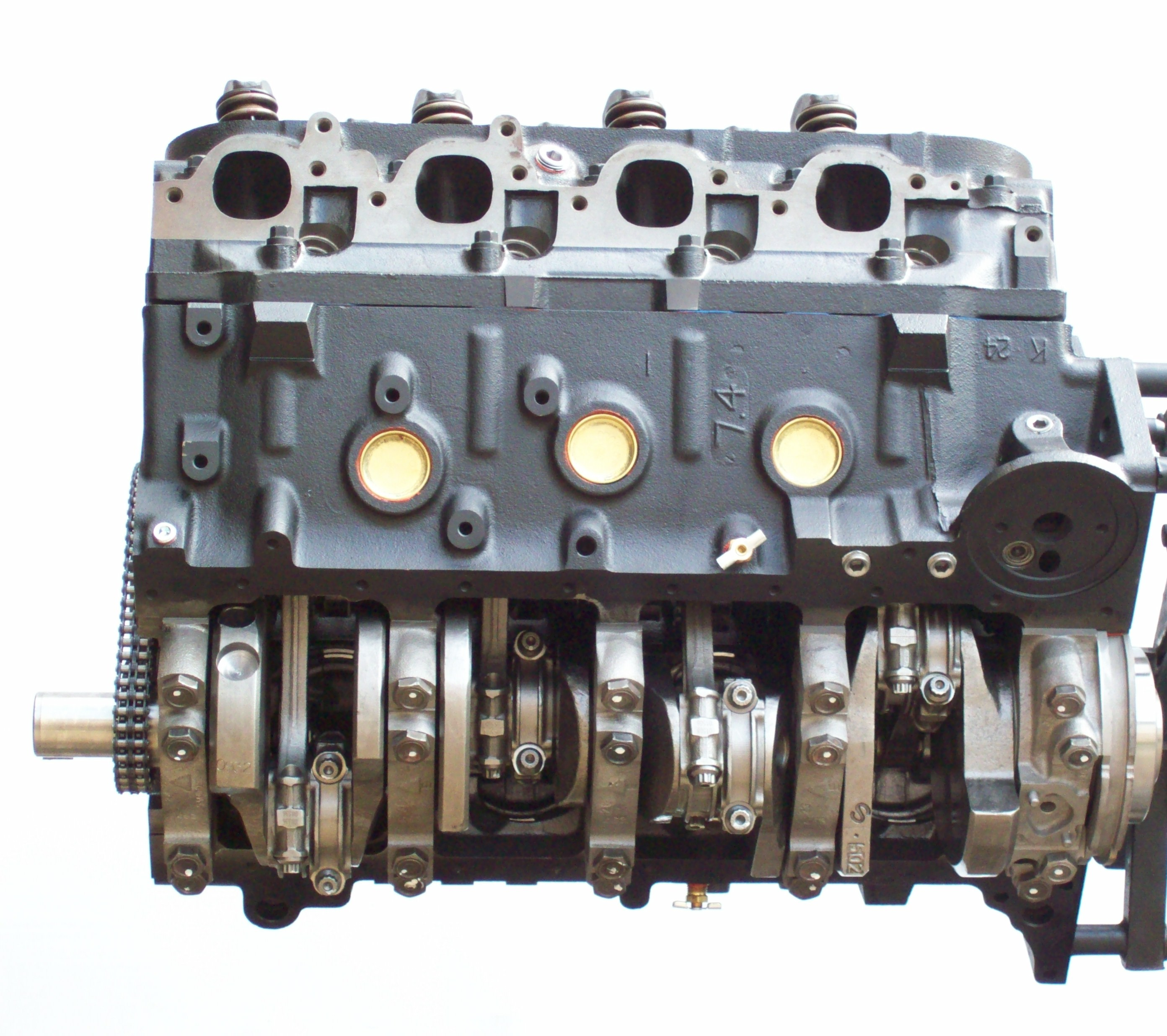 Chrysler Remanufactured Engines