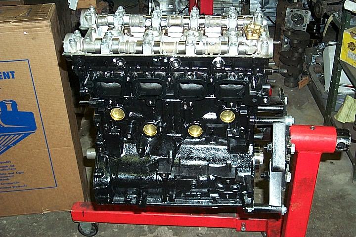 Mitsubishi Remanufactured Engines