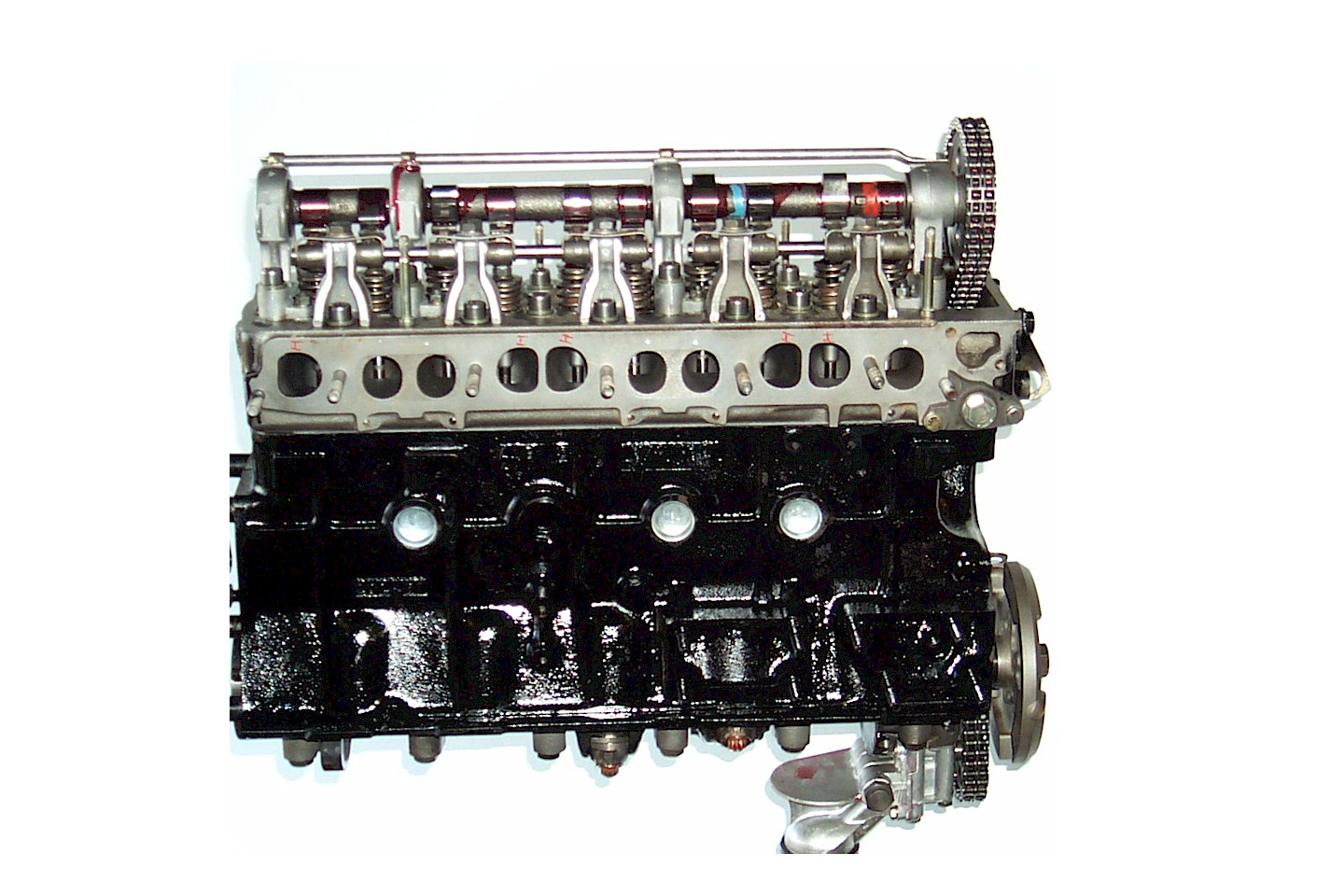 Mercedes Remanufactured Engines