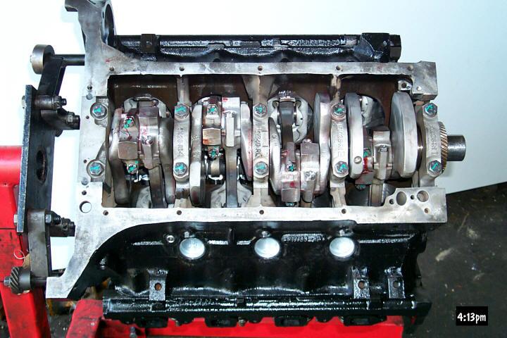 International Navistar Remanufactured Engines