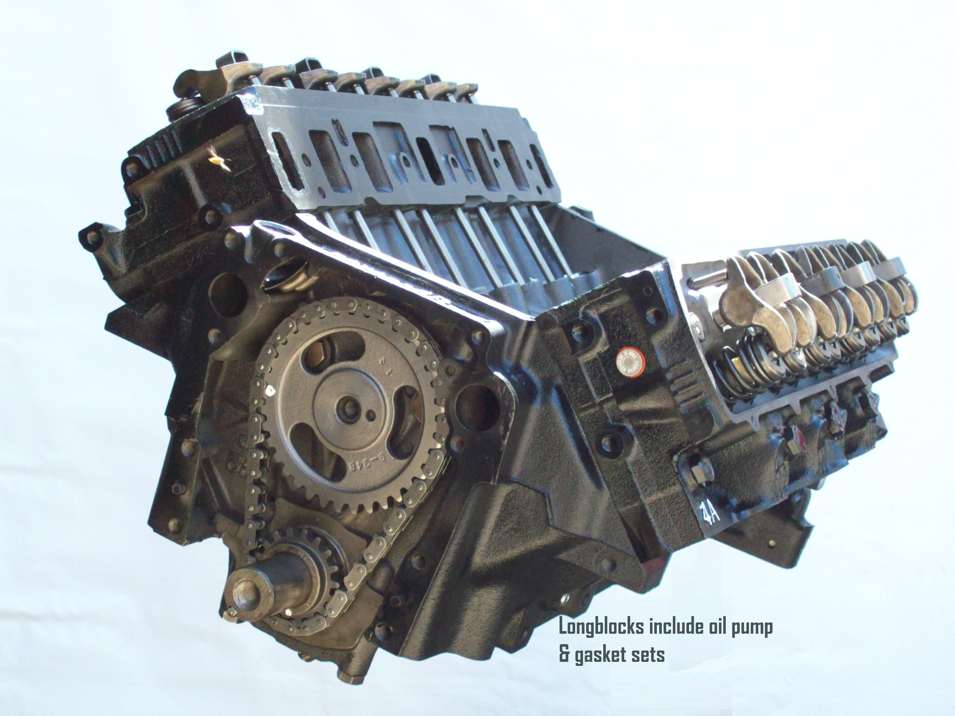 Oldsmobile Remanufactured Engines