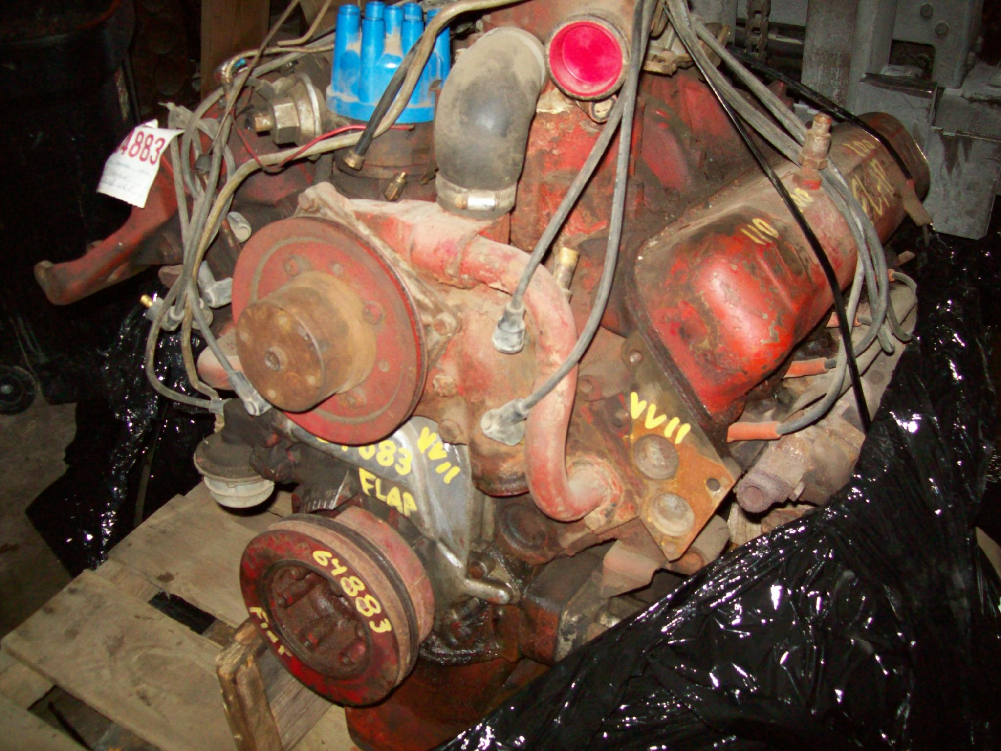 International Navistar Remanufactured Engines