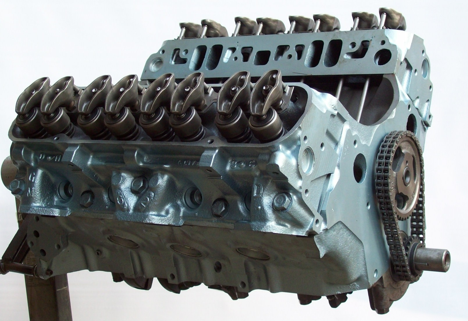 Pontiac Remanufactured Engines