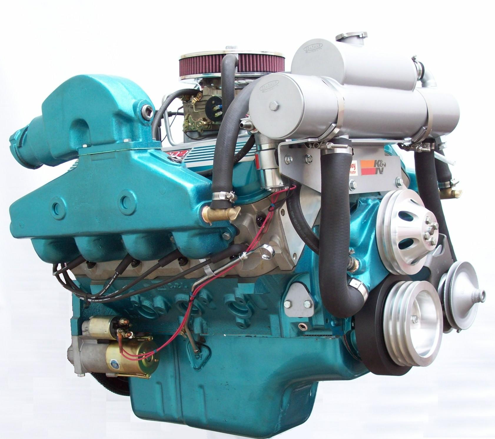 Marine Remanufactured Engines Inboard 260a Volvo Penta Engine Diagram