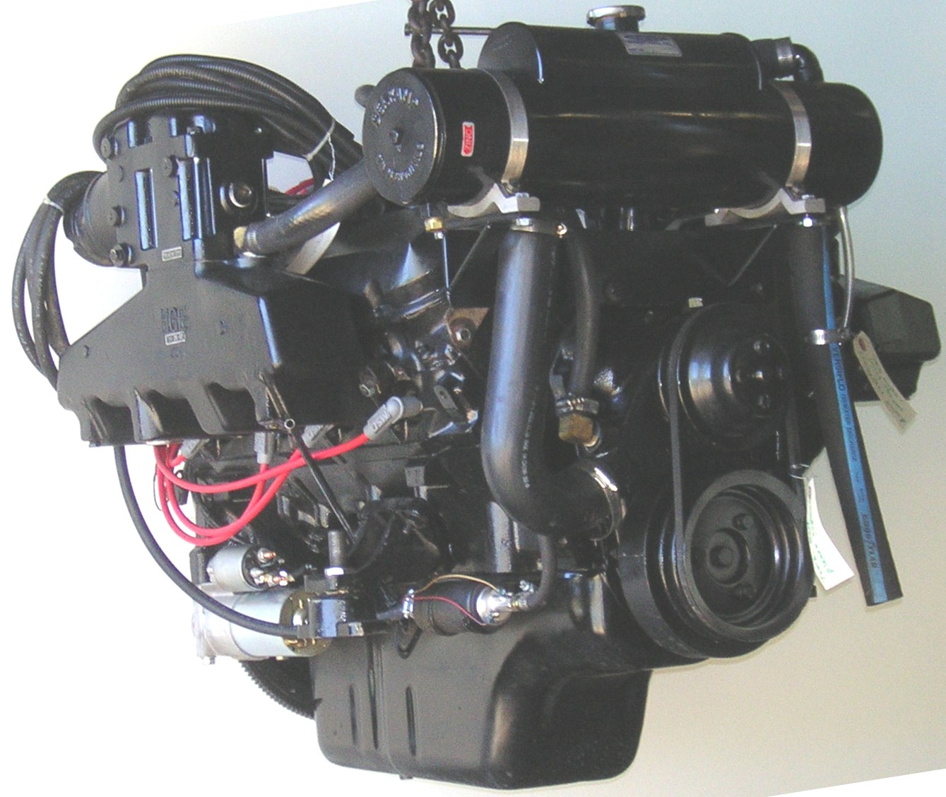 Chevy 6 5 Diesel Engine Parts Diagram Wiring Library 350 Marine Remanufactured Engines Inboard Rh Com