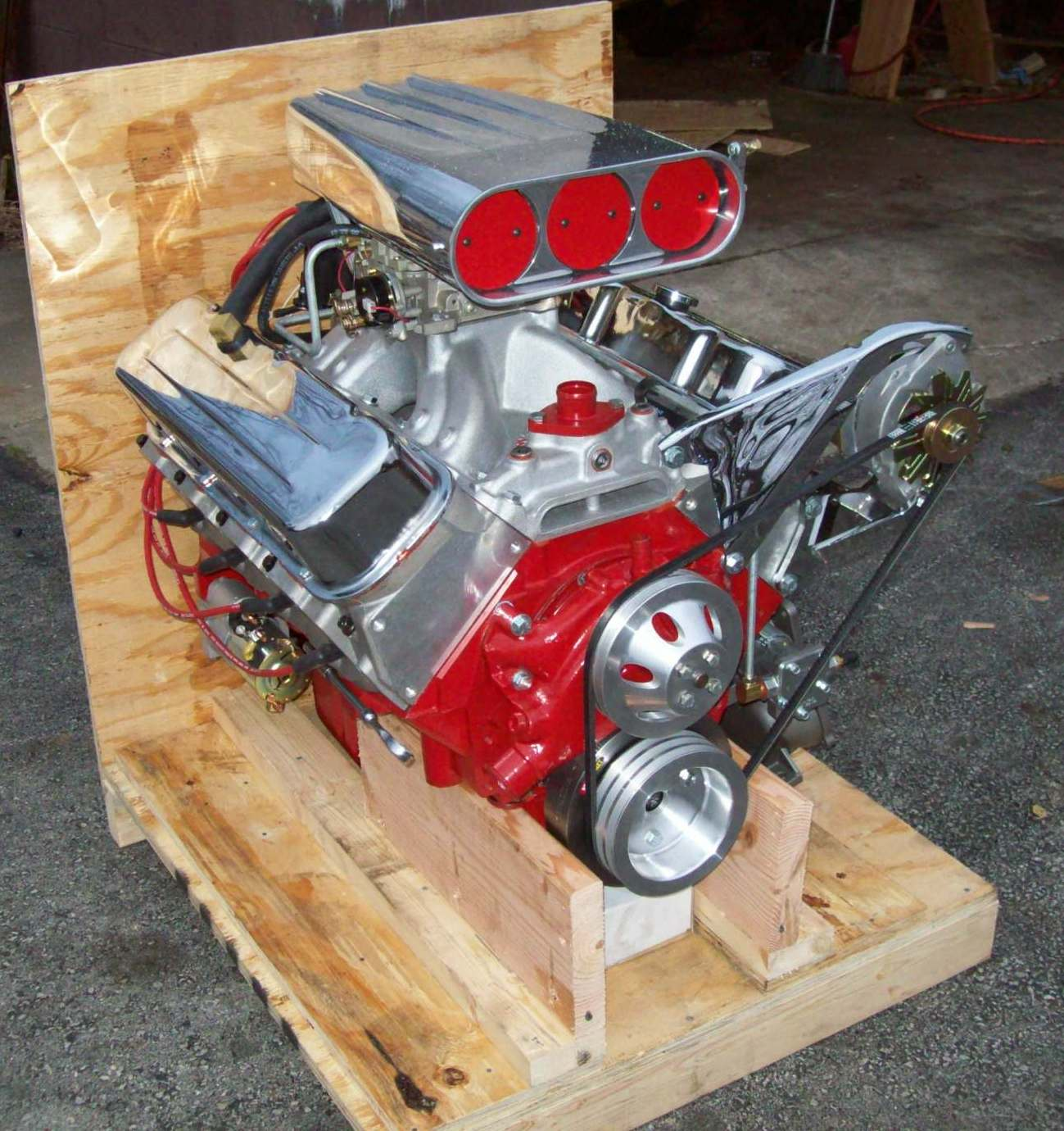 283 Crate Engine Small Block For Autos Weblog