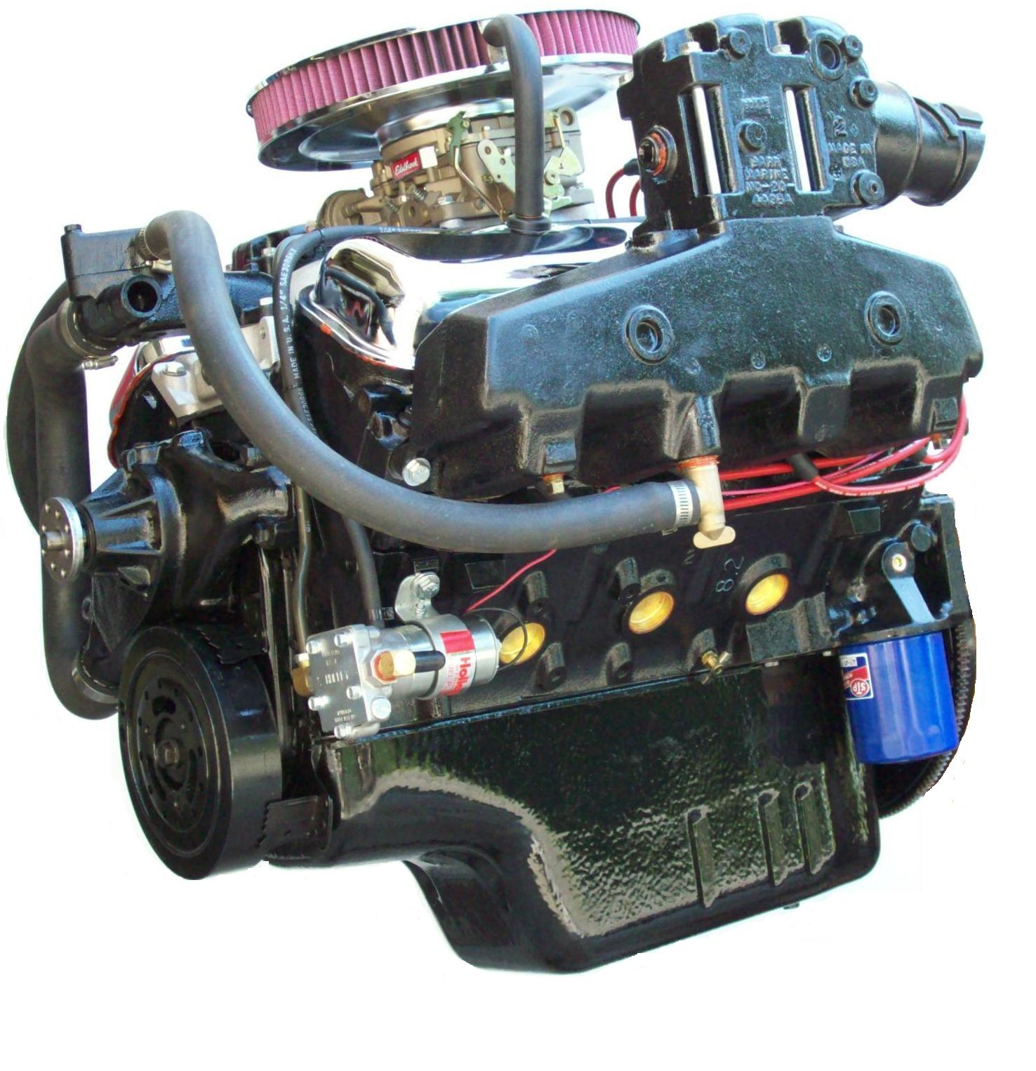 502 Mercruiser open cooled marine remanufactured engines inboard  at reclaimingppi.co