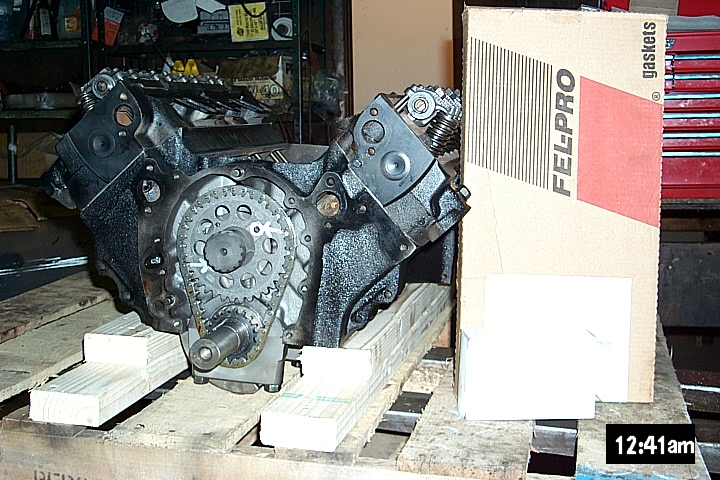 Cad Dk on 472 Cadillac Engine Crate