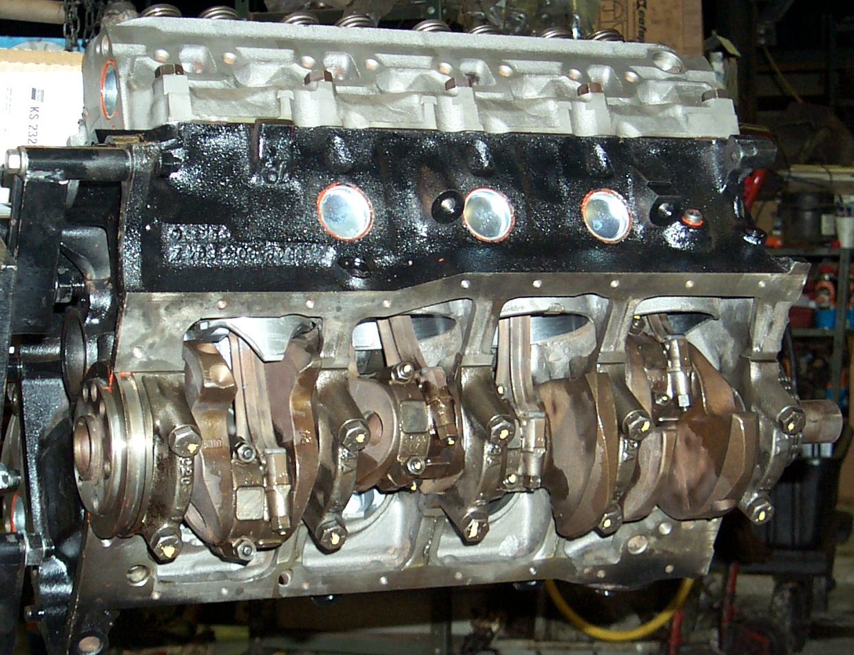 Ford 6 Cylinder Remanufactured Engines