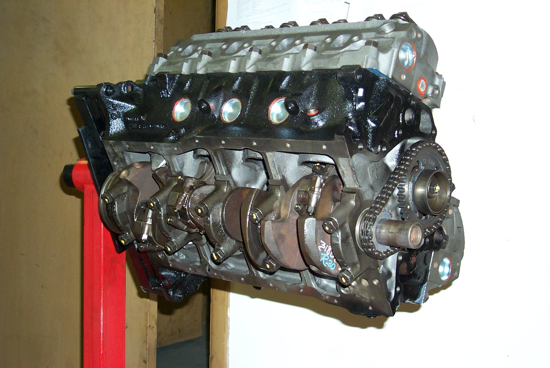Ford 8 Cylinder Remanufactured Engines