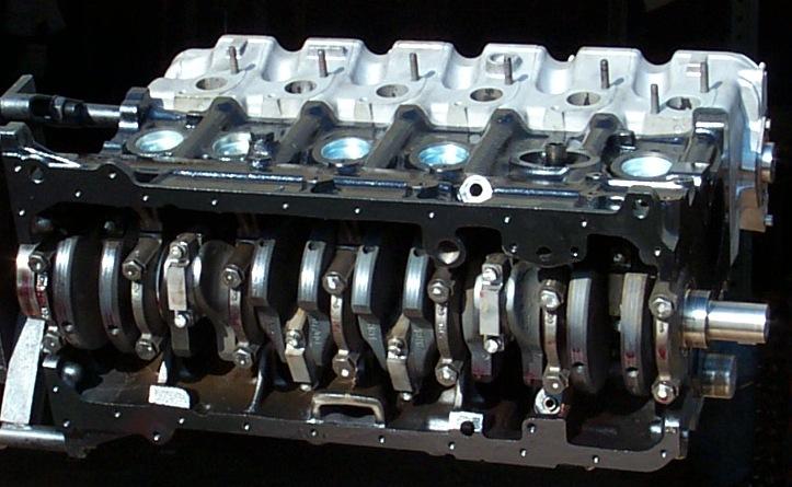 Remanufactured Bmw 2002 Engine