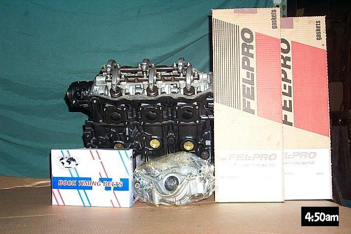 Nissan Remanufactured Engines