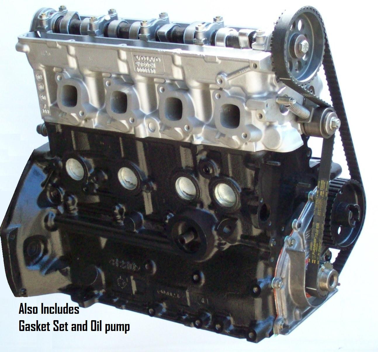 volvo motor aq151